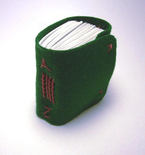 Mini Adressbuch