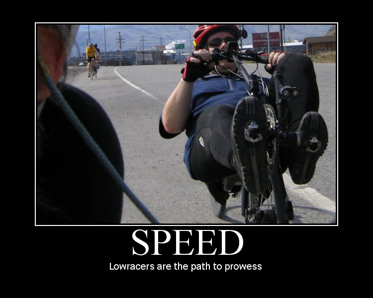 SPEED - lowracer
