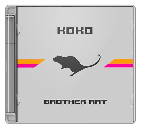 Koko CD case