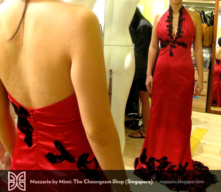 Cheongsams for Wedding - Olida