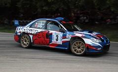 Subaru 22b Rally Rally Delta Turbo Subaru