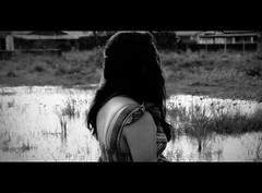 (Samara Suey) Tags: brazil blackandwhite white black girl branco brasil ego down brain paisagem preto system e finepix fujifilm garota lagoa suey pretoebranco samara systemofadown soad s1800 egobrain fujifilmfinepixs1800 samarasuey