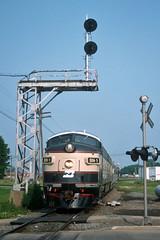 BN-1! (Trainboy03) Tags: railroad 2002 burlington 1 illinois days bn il northern galesburg