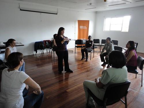 Taller de Teatro en Educación
