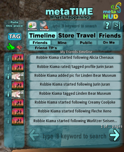 MetaHUD-Timeline