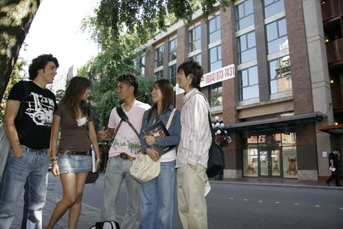 inlingua Vancouver Gastown campus Learn to speak English
