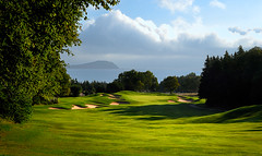 15th Hole at Highlands Links Golf Course (gallow_chris) Tags: travel green beauty sport ball golf relax landscape nikon novascotia play stroke swing course bunker capebreton leisure links nikoncapturenx chrisgallow highlandslinks stanleythompson top100golfcourses