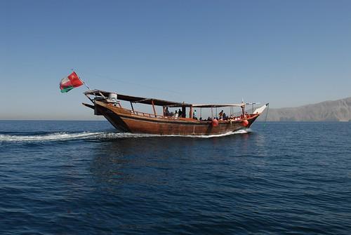Los viajes a Khasab