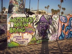 venice beach (are_you_def) Tags: california venice beach ink witches brand brew