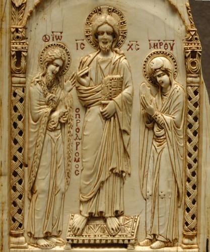 Deesis (Vich, Catalogna, XII secolo)