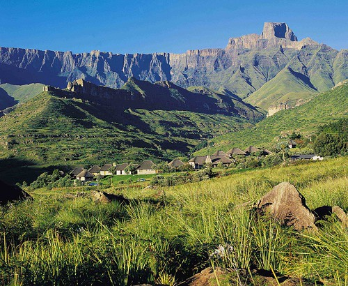 Drakensberg South Africa  city photo : Drakensberg village South Africa a photo on Flickriver