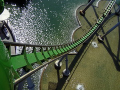 Incredible Hulk (kevkev44) Tags: islands orlando ride florida resort adventure rides rollercoaster universal hulk coaster themepark buschgardens tpc incred