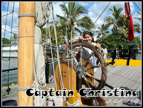 Sea World : Captain Christina