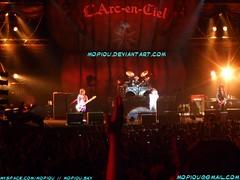 L'ARC EN CIEL PARIS ZENITH LIVE 09.05.2008 laruku L'Arc~En~Ciel L'7