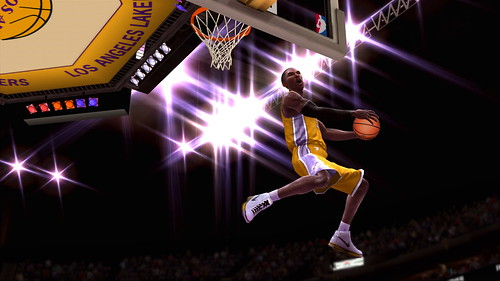 kobe bryant 24 dunk. Kobe Bryant - 36 Points,