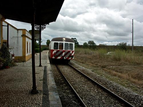 Regional 4802, Apeadeiro de Viana, 2004.09.02
