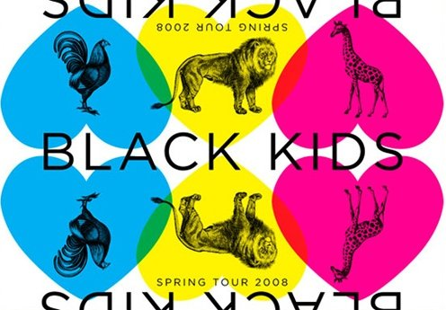 black kids poster by Michael Fusco and Co.