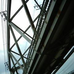 【写真】ミニデジで撮影した橋