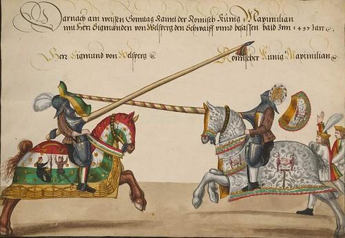 06- Innsbruck torneo en 1497, 15r