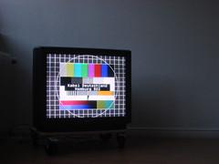 Test pattern (individual8) Tags: colors june germany deutschland tv hamburg picture 2008 testpattern 922 kabeldeutschland