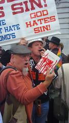 L1120391.JPG (davitydave) Tags: sf sanfrancisco gay wedding lesbian cityhall union crowd protest celebration civiccenter sfist samesexmarriage