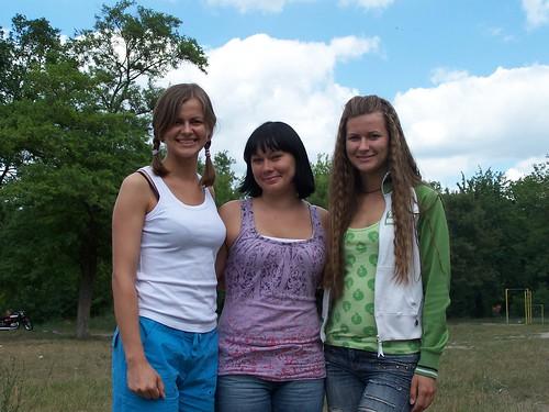 Maria, Edna, and Nastia