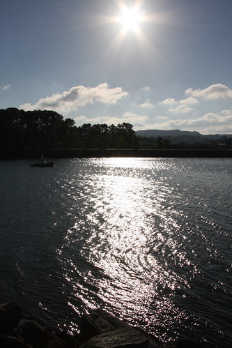 Reflected Sunlight