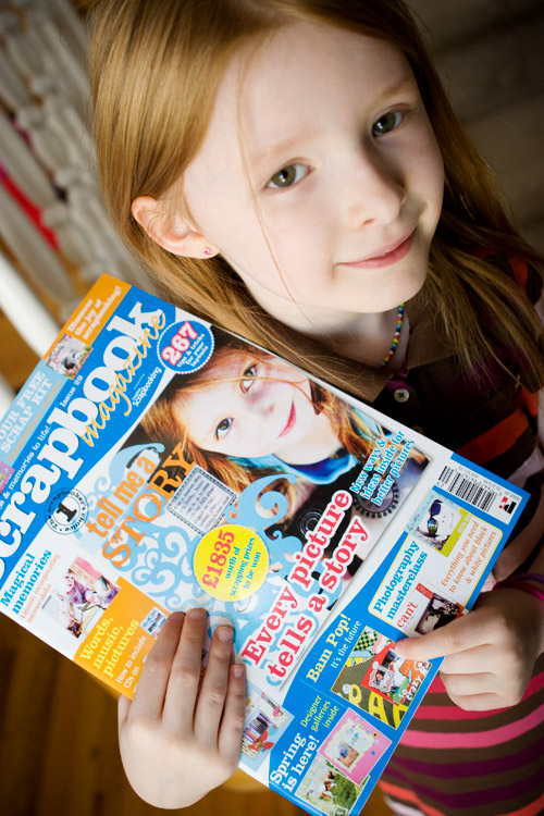 scrapbook magazine