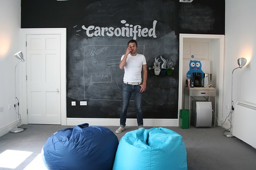 Carsonified beanbags