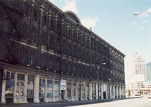 Pritzlaff Hardware Building, spring 2000