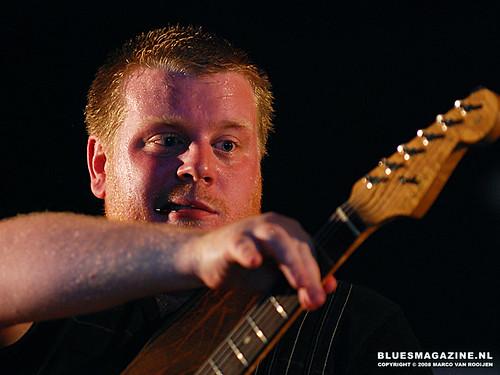 Danny Bryant @ Bospop 2008