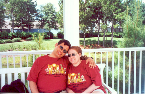 Honeymooning at Disney World