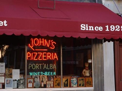 John's Pizza on Bleeker