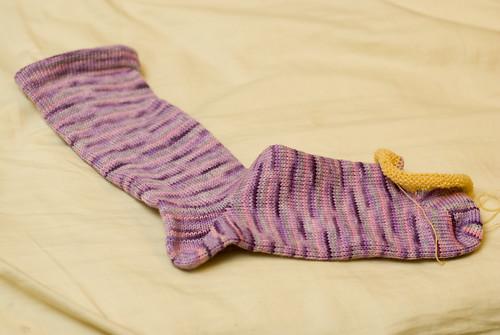 Legare 400 Sock #1!