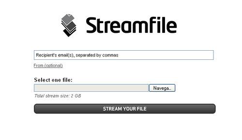 Streamfile