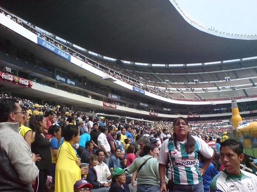 Aguilas del America 3-2 Santos Torreon  0019