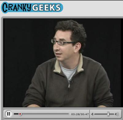 David Spark, Cranky Geeks