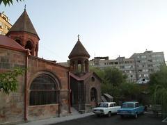 Zoravor (Aleksander Dragnes) Tags: church armenia yerevan