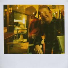 Double Exposure (sengsta) Tags: polaroid dale doubleexposure polaroidspectraonyx instandfilm