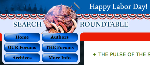 Search Engine Roundtable Labor Day The,e