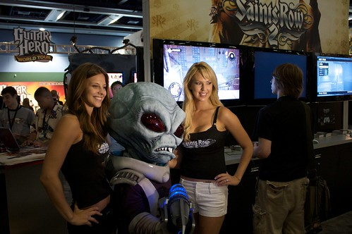 Saints Row 2 Booth Babes