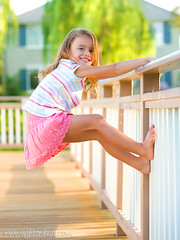 life is fun (david_CD) Tags: life bridge girls summer portrait color kids children fun climb nikon outdoor ver1 ver2 ver3 ver4 ver5 losangles childish lightonkids 85921529