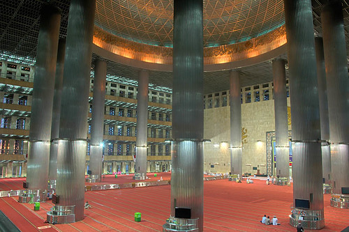 Istiqlal Mosque, Jakarta (1)