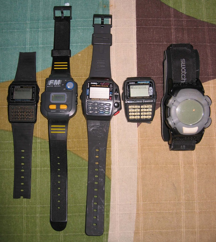 Geek Watches