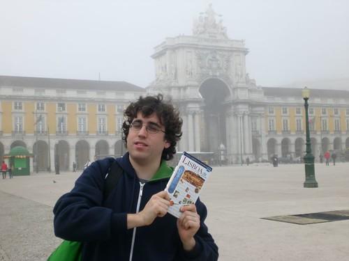 Lisbon - Praça do Comércio