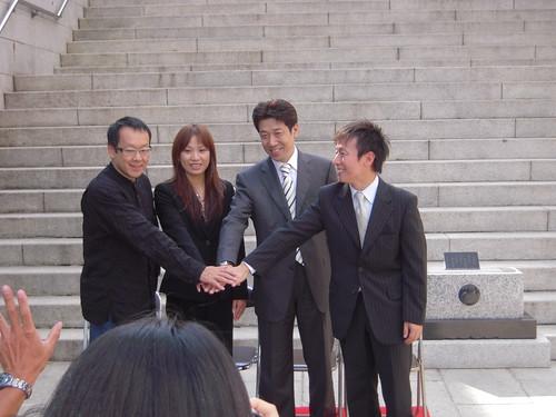 チームワーク・オブ・ザ・イヤー 2008