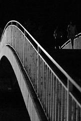 evening stroll (beeldmark) Tags: bridge blackandwhite bw night geotagged 50mm blackwhite europa europe zwartwit nacht f14 croatia avond smc eveningstroll hrvatska crikvenica kroati avondwandeling zww pentaxfa k10d anawesomeshot smcpfa50mmf14 smcpentaxfa50mmf14 beeldmark geo:lat=45171774 geo:lon=14693503