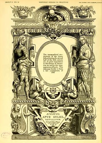 02- Bordes de pagina de titulo- Escuela Lionesa segunda mitad del XVI