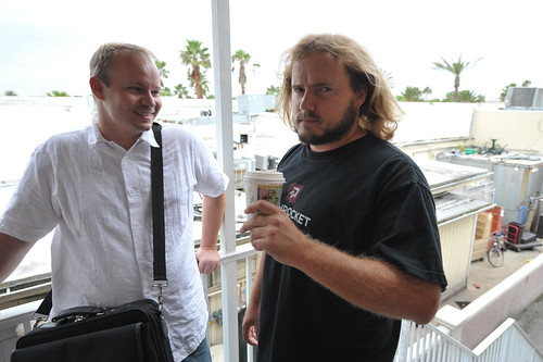 Ben and Lark