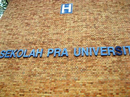 School of Pre-University Studies